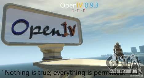 OpenIV 0.9.3 para GTA 4 segundo screenshot