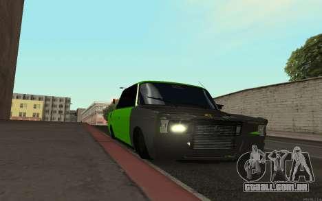 Rogue de 2105 VAZ para GTA San Andreas
