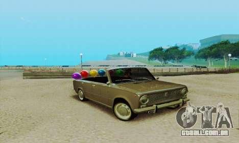 VAZ 2101 conversível para GTA San Andreas