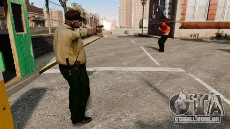 Guardas da polícia para GTA 4