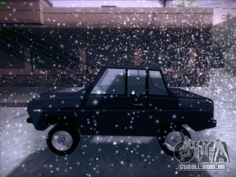 Seaz-3D para GTA San Andreas vista superior