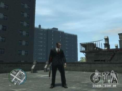 Thompson para GTA 4 segundo screenshot