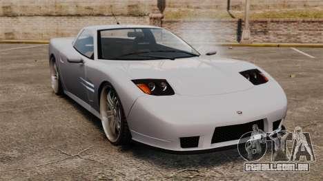 Coquete nos drives de 22 polegadas para GTA 4