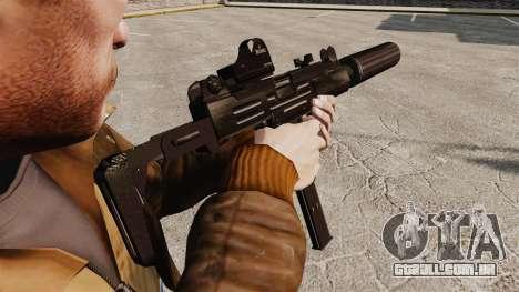 Tático Uzi v1 para GTA 4 segundo screenshot