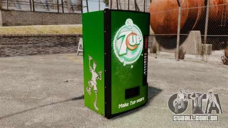 7 máquinas de venda automática para GTA 4