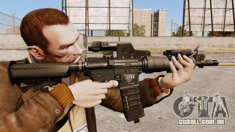 Tático M4 v2 para GTA 4