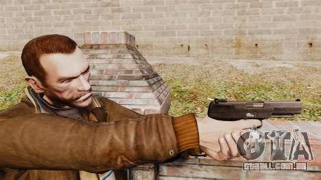 Carregamento automático pistola FN Five-seveN v2 para GTA 4
