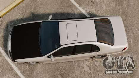 Feroci Drift Spec para GTA 4 vista direita