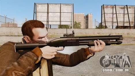 Tactical shotgun v2 para GTA 4