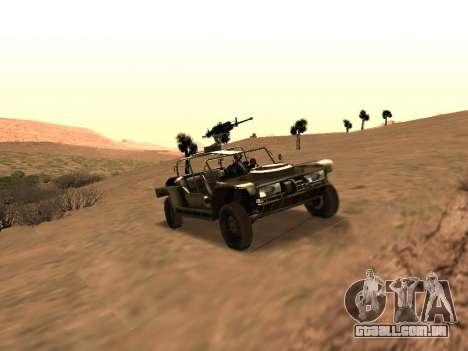 FAV de Battlefield 2 para GTA San Andreas
