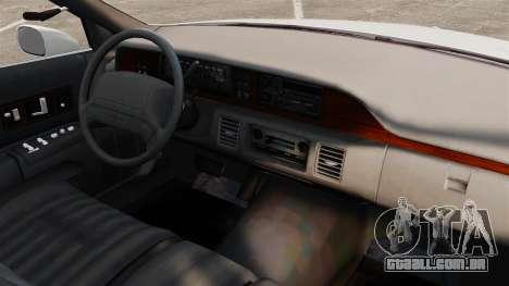 Chevrolet Caprice 1994 [ELS] para GTA 4