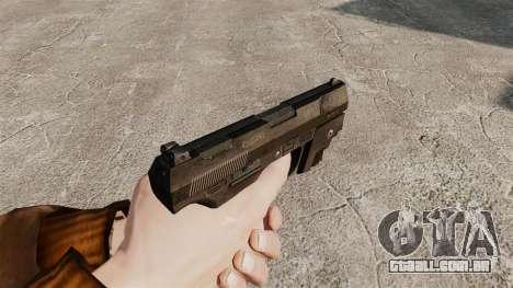 Walther P99 pistola semi-automática v1 para GTA 4 segundo screenshot