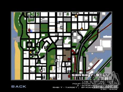 Renovação do hospital em San Fierro para GTA San Andreas quinto tela