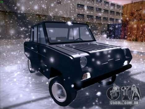 Seaz-3D para GTA San Andreas