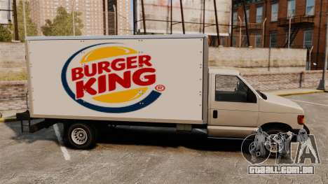 Novos anúncios para corcel para GTA 4 vista interior