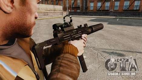 Tático Uzi v2 para GTA 4 segundo screenshot