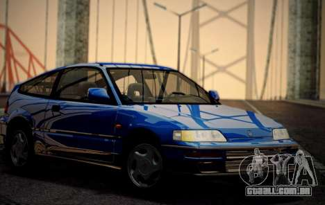 Honda CR-X 1991 para GTA San Andreas