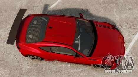 Subaru BRZ Rocket Bunny Aero Kit Hoonigan para GTA 4 vista direita