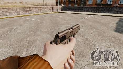 Autocarregáveis v2 de pistola Walther PPK para GTA 4 segundo screenshot