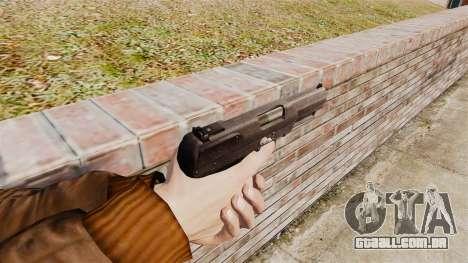 Carregamento automático pistola FN Five-seveN v2 para GTA 4 segundo screenshot