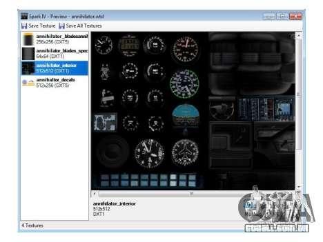 SparkIV 0.7.0 Beta 1 for GTAIV & EFLC para GTA 4