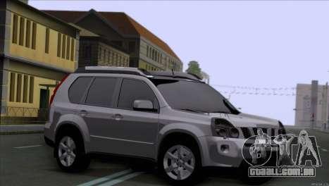 Nissan X-Trail 2007 para GTA San Andreas