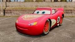 Relâmpago McQueen v 1.2 para GTA 4