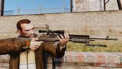 M21 sniper rifle v2 para GTA 4