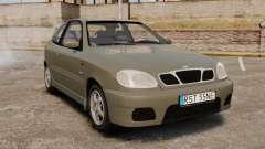 Daewoo Lanos Sport PL 2000