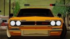 Nissan Skyline 2000GT-R Hoon