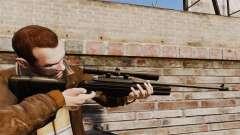 Rifle sniper Sako TRG-42