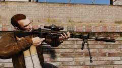 HK G3SG1 sniper rifle v1