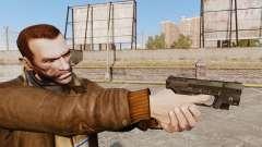 Walther P99 pistola semi-automática v1