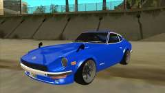Nissan Wangan Midnight Devil Z S30