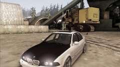 BMW M5 E39 Stanced para GTA San Andreas