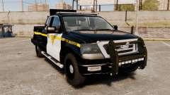 Ford F-150 v3.3 State Trooper [ELS & EPM] v1 para GTA 4