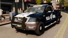 Ford F-150 De La Policia Federal [ELS & EPM] v2