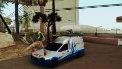 Chevrolet Combo Gasco para GTA San Andreas