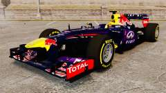 Carro, Red Bull RB9 v5