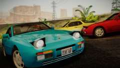 Porsche 944 Turbo Coupe 1985 para GTA San Andreas