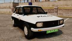 Renault 12 Classic 1980 Turkish Police para GTA 4