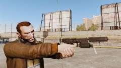 Pistola tática Glock 18 v2