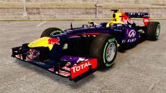 Carro, Red Bull RB9 v3
