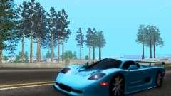 Mosler MT900S 2010 V1.0 para GTA San Andreas