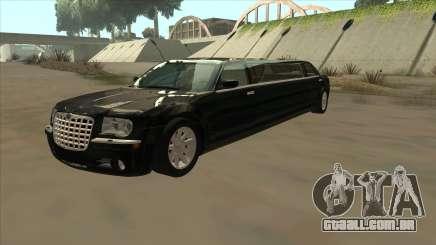 Chrysler 300C Limo 2006 para GTA San Andreas