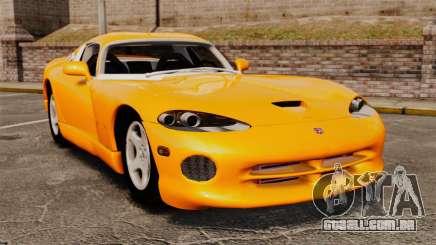 Dodge Viper 1996 para GTA 4