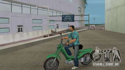 Scooter 103sp para GTA Vice City