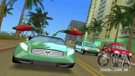Infiniti Triant para GTA Vice City