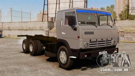 KAMAZ-53212 v 1.4 para GTA 4