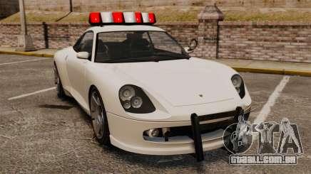 Polícia cometa para GTA 4